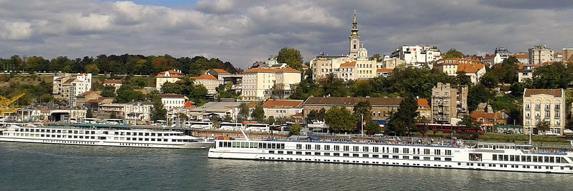 Belgrade River Boats
