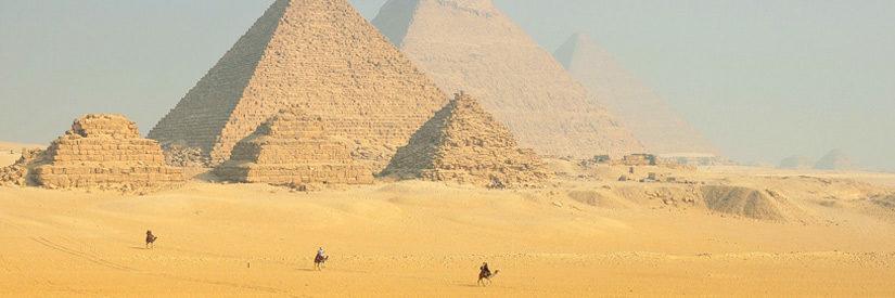 Cairo - Egyptian Pyramids