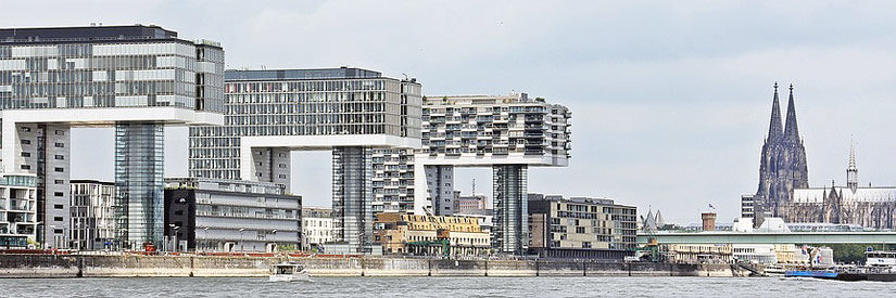 Cologne Crane Houses