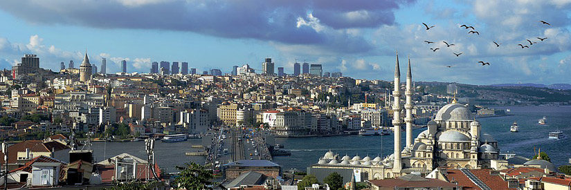 Istanbul City view