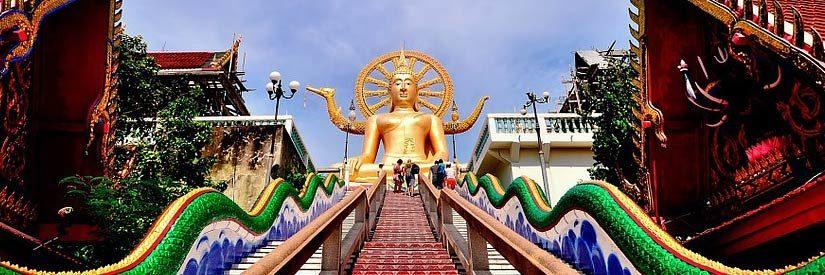 Koh Samui Buddhist Temple