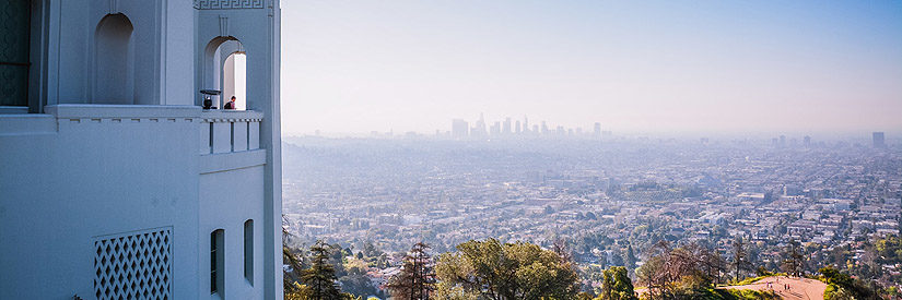 Los Angeles Solo Travel Guide skyline