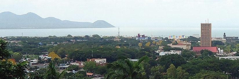 Managua Lake Xolotian View