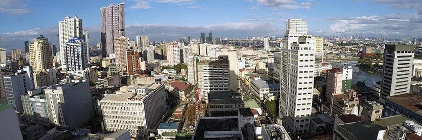 Manila cityscape