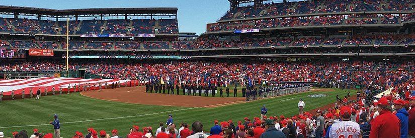 Philadelphia Baseball Stadium