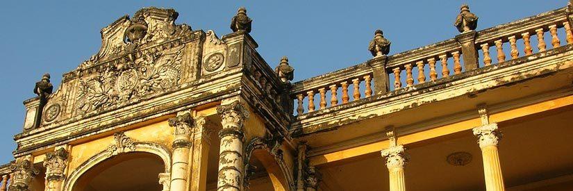 Phnom Penh ruins
