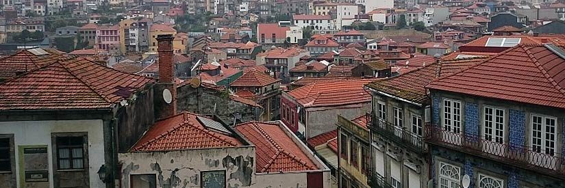 Porto, Portugal City Architecture