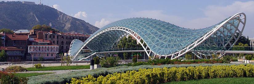 Tbilisi Bridge of Peace