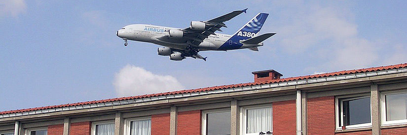 Toulouse Airplane Airbus