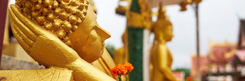 Vientiane Buddha Statue