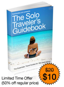 The Solo Travel Guide Book