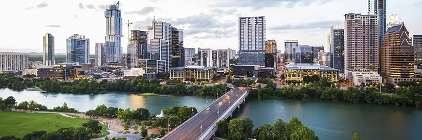Cityscape of Austin, Texas