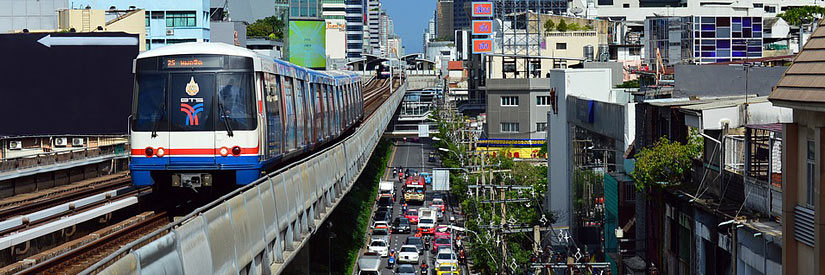 Bangkok Downtown BTS