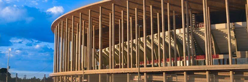 Brasilia National Stadium