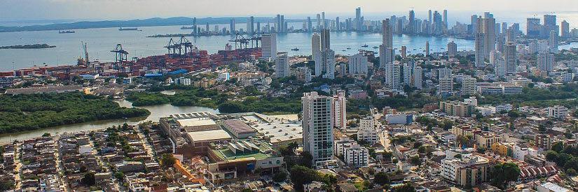 Cartagena Cityscape