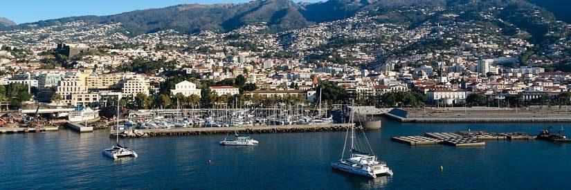 Funchal Madeira Port