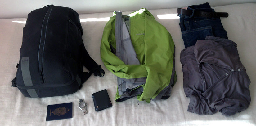 Traveling The World With a 30L Backpack: A Review of the SLICKS System As A One-Bag Travel Solution