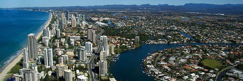 Gold Coast, Australia - cityscape