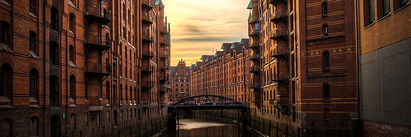 Hamburg Speicherstadt (Storehouse City)