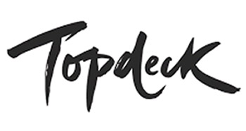 Topdeck Travel Logo