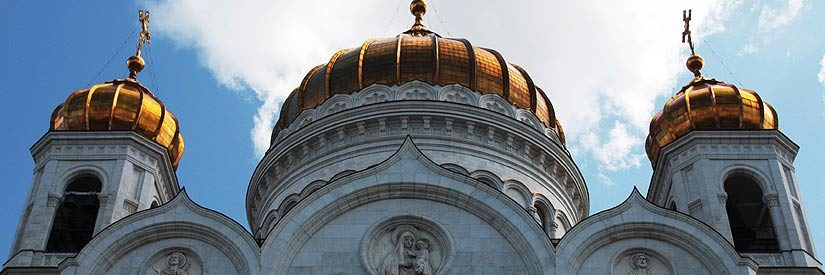 Moscow Cathedral of Christ the Saviour