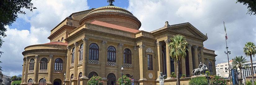 Palermo Teatro Massimo