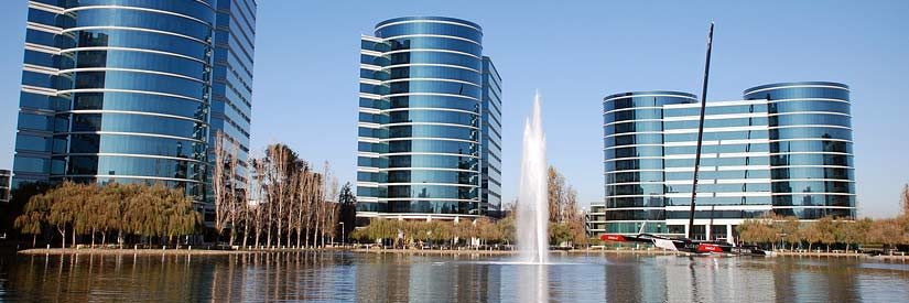 Silicon Valley - Redwood Shores Oracle Office