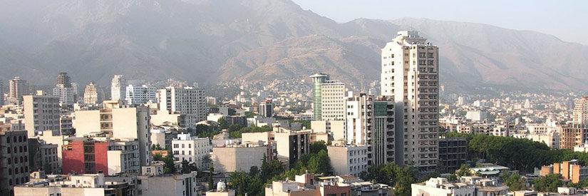 Tehran, Iran - City View