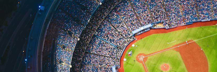 Toronto Baseball Stadium