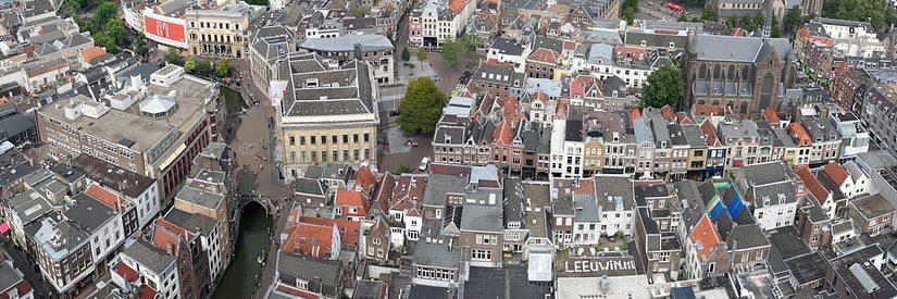 Utrecht Aerial View